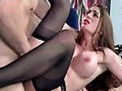 veronica vain Busty Girl Get Nailed Hard Style In oma geilco video-30
