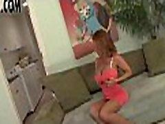 Top 18 yrse old lusty latina threesome redhead in stockings fucks great