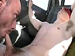 Gratifying blowjob with a gay