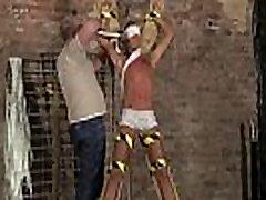 Teen boy pee gay sex Slave Boy Made To Squirt