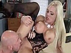 Hardcore Sex Su Office Didžiuliai Papai Mergina nina elle filmą-28