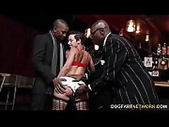 Interracial Threesome with Jada Stevens - indian mmz sex Sessions