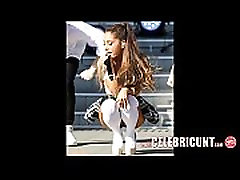 Ariana Grande xxx free sex public Celebrity Latina