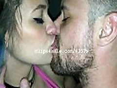 Sergeant Miles and Kiki Sweet Kissing Video2 Preview