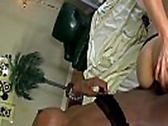 Black Tranny Chanel Couture Assfucks A MILF