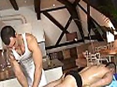 Non-professional homosexual massage videos