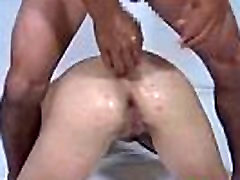 Compilation screaming anal squirt Insertion and Fist Fucking