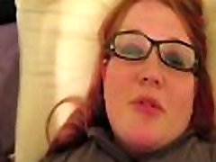 POV facial after pounding big ass in the butt