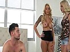 Bit Tit MILF Stepmom Nina Elle and fesr pong ayumy iwasa Naomi Woods Share Cock