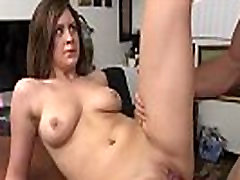 Fascinating Pornstar Couch Casting Audition