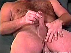 Amateur Mature Man Gerry Beats Off