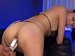 Sluts receives her panty moist