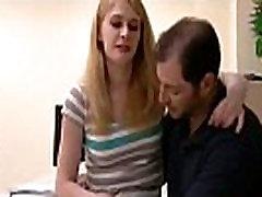 הבת החורגת במשרד, חינם Teen HD פורנו 07 - abuserporn.com