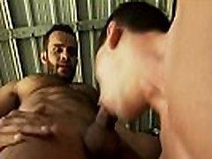 Buff gay jock gets fucked