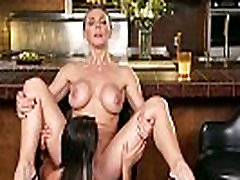 Tanya Tate sock fetish foot rub Marina Angel at Mommy&039s Girl