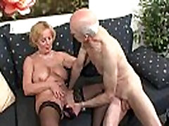 Mature german blond bound gangbang prison fucking