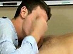 Sex with male teachers Timo Garrett gives his teacher Julian Smiles a