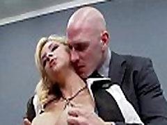 कार्यालय लड़की सारा के साथ बड़े स्तन सेक्स मूवी-40