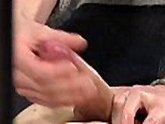 Shaved movies gay His gigantic and sweet man sausage is already