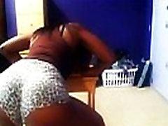 Slim Debele: Brezplačno Amaterski & Webcam Porno Video 28