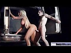 Sexy Big Tits Mommy Banged Hard Style nina elle clip-25
