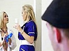Hot panties full In Doctor Cabinet With Slut Patient vid-22