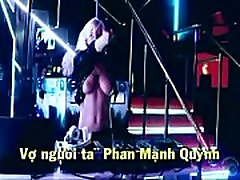 DJ Music with nice tits ---The Vietnamese song VO NGUOI TA ---PhanManhQuynh
