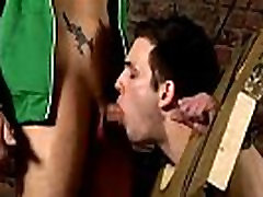 Gay bondage movies dr Deacon plunges that taut rump and only lets out