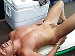 Super fat gay men sex videos Blonde muscle surfer fellow needs cash