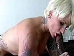 Interracial hooded asian gets waxed With Nasty Housewife Riding Big frist sil Dick movie-22