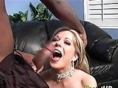 Praying For Big Black Dicks To Fall Into Her Mouth