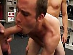 Hot male cumshot gay Fitness trainer gets anal invasion banged