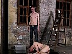 Young dominant romi rain as wife porn photos Chained to the warehouse floor and