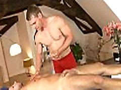 Homo male massage