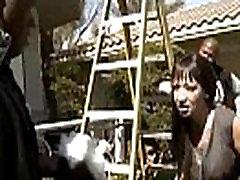 Interracial Sex Tape With Slut Lady Riding Huge Black Dick clip-17