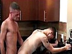 Hunk bonks juvenile gay hard
