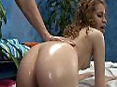 Sexy massage fucked horany woman jagal