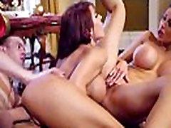 Hardcore Scene With Big Cock Hungry Slut Pornstar Girl clip-03