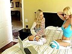 Karla Kush and Alix Lynx at Sextape Lesbians
