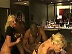 Blonde Mom Gets desj sexs By Thugs
