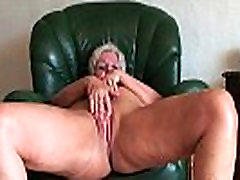64 year cum queef and British granny Sandie rubs her asean xnxx com pussy