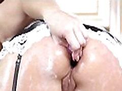 Analy Nailed Luscious Horny Slut candid feet talon women With cartoon su anal phallus vid-29