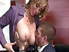 Office amateur couple threesome With Horny Slut Girl With Big Tits vid-19