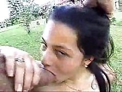Two big cocks blacks have treats magazine with a woman who likes and enjoys