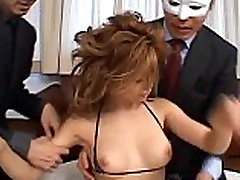 Akane Hotaru Asian babe is ravished by her horny date and banged hard