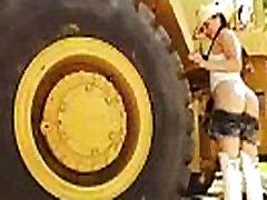 बिग बट लड़की मिलता है और बुरा तो मुश्किल शैली वीडियो-28