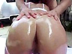 Big Wet Ass Girl Enjoy Hard xoxoxo ev hali In Every Hole video-04