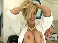 Busty Housewife Have Hard Intercorse On Camera video-29