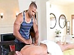 Male youthful xxx mouth massage clip