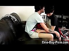 Gay mom private titjob Inked emo Lewis Romeo is the superior stud right from the